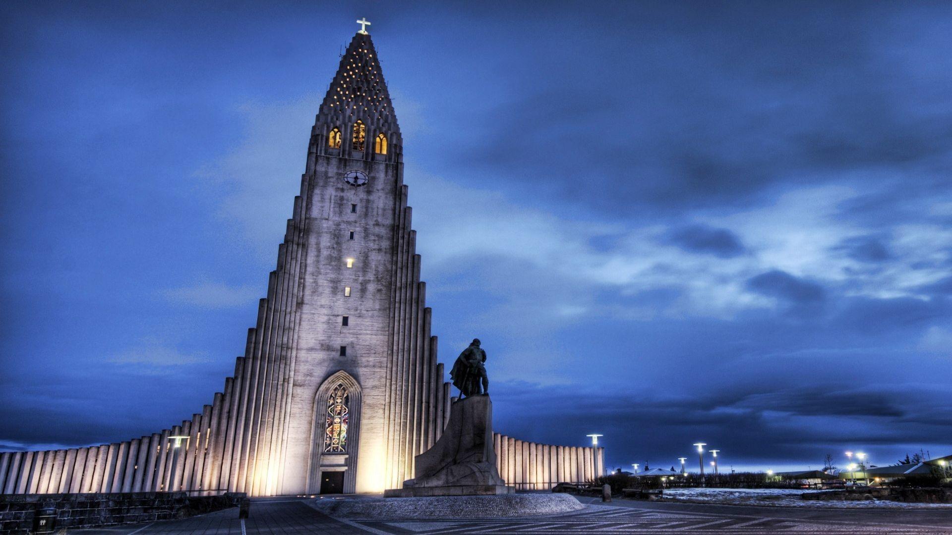 HDR Iceland Landscape Norse Wallpaper   Hot HD Wallpaper