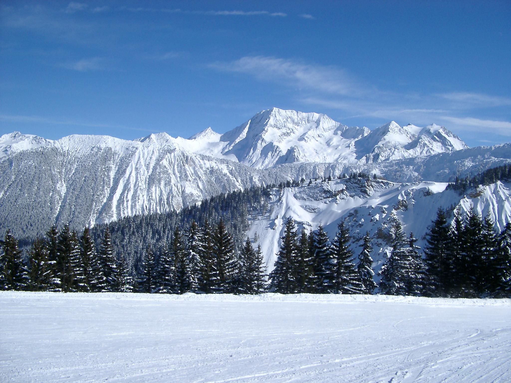 Winter Mountain Scenes | HD Walls | Find Wallpapers