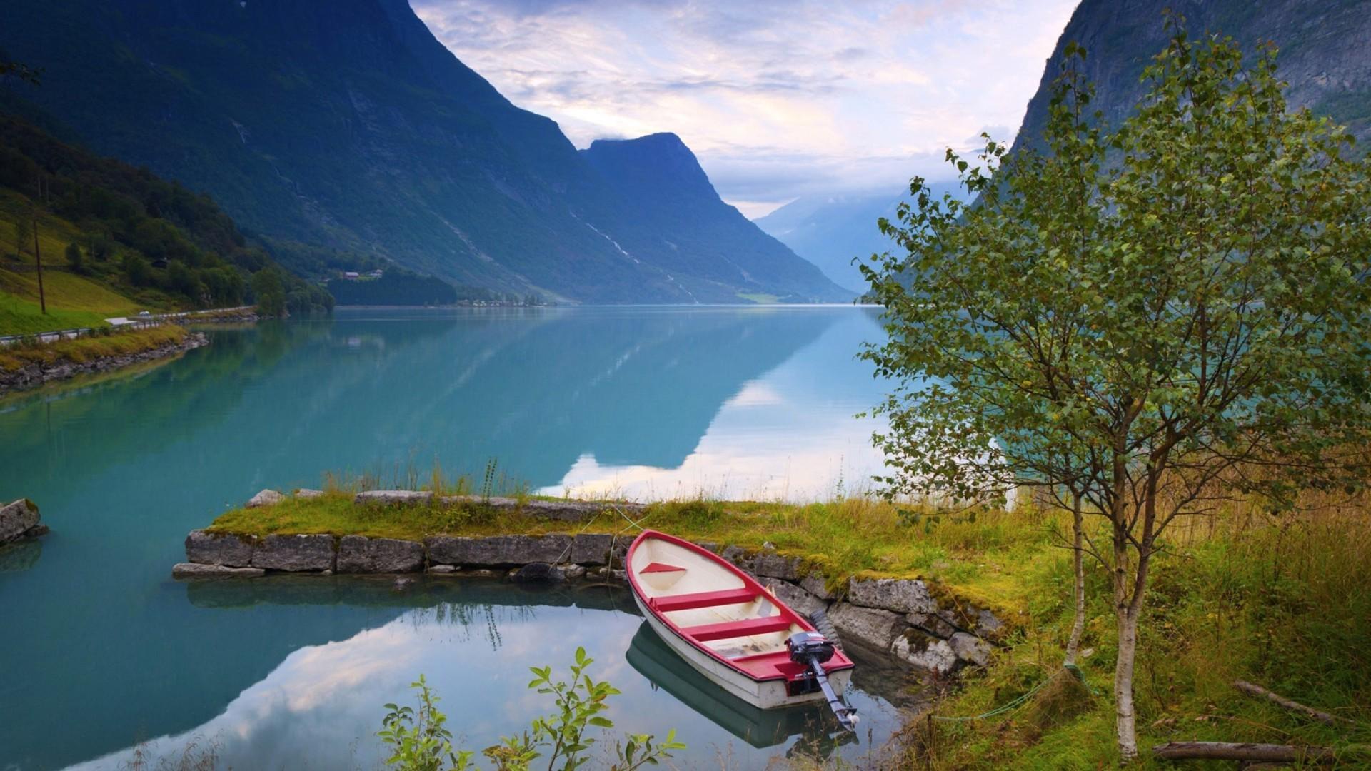 Norway Beautiful Scenery Wallpaper