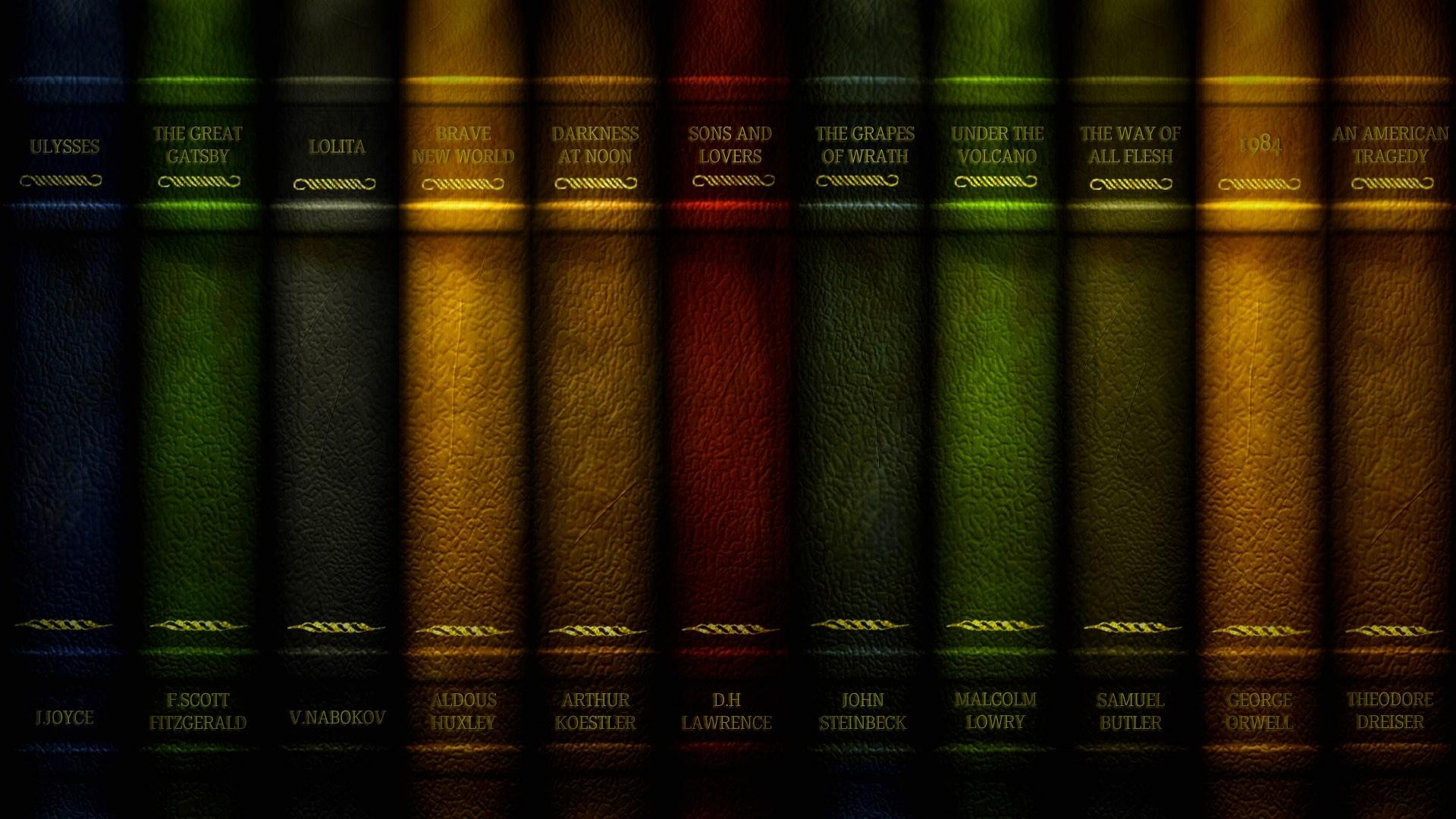 Wallpaper Books (61 Wallpapers)