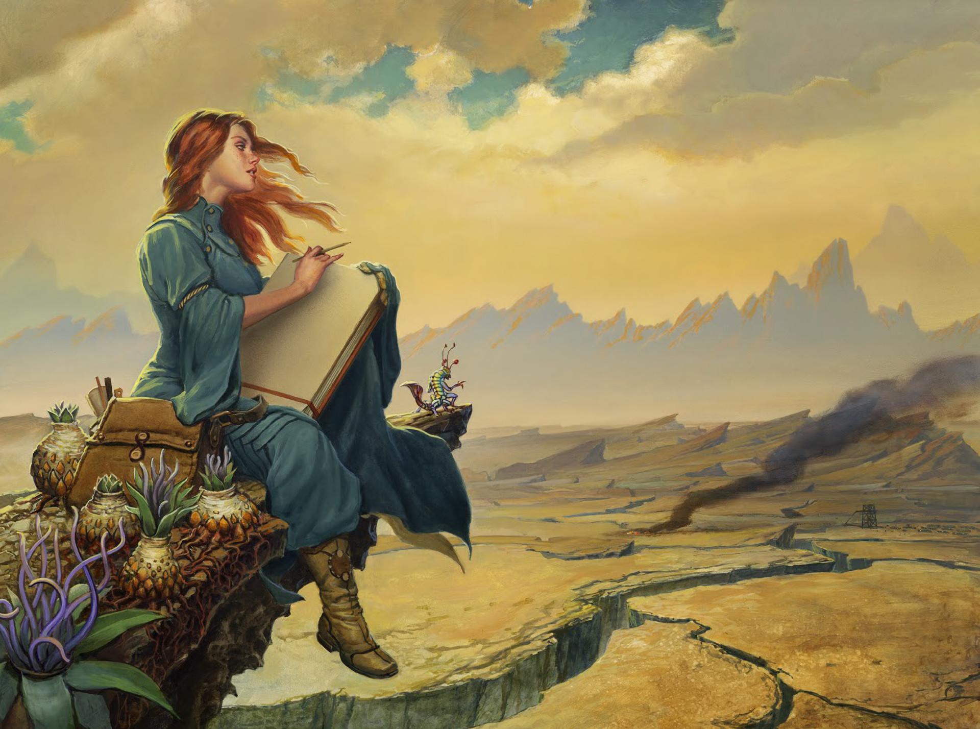 HD Wallpaper | Background ID:816777. Fantasy Book Cover