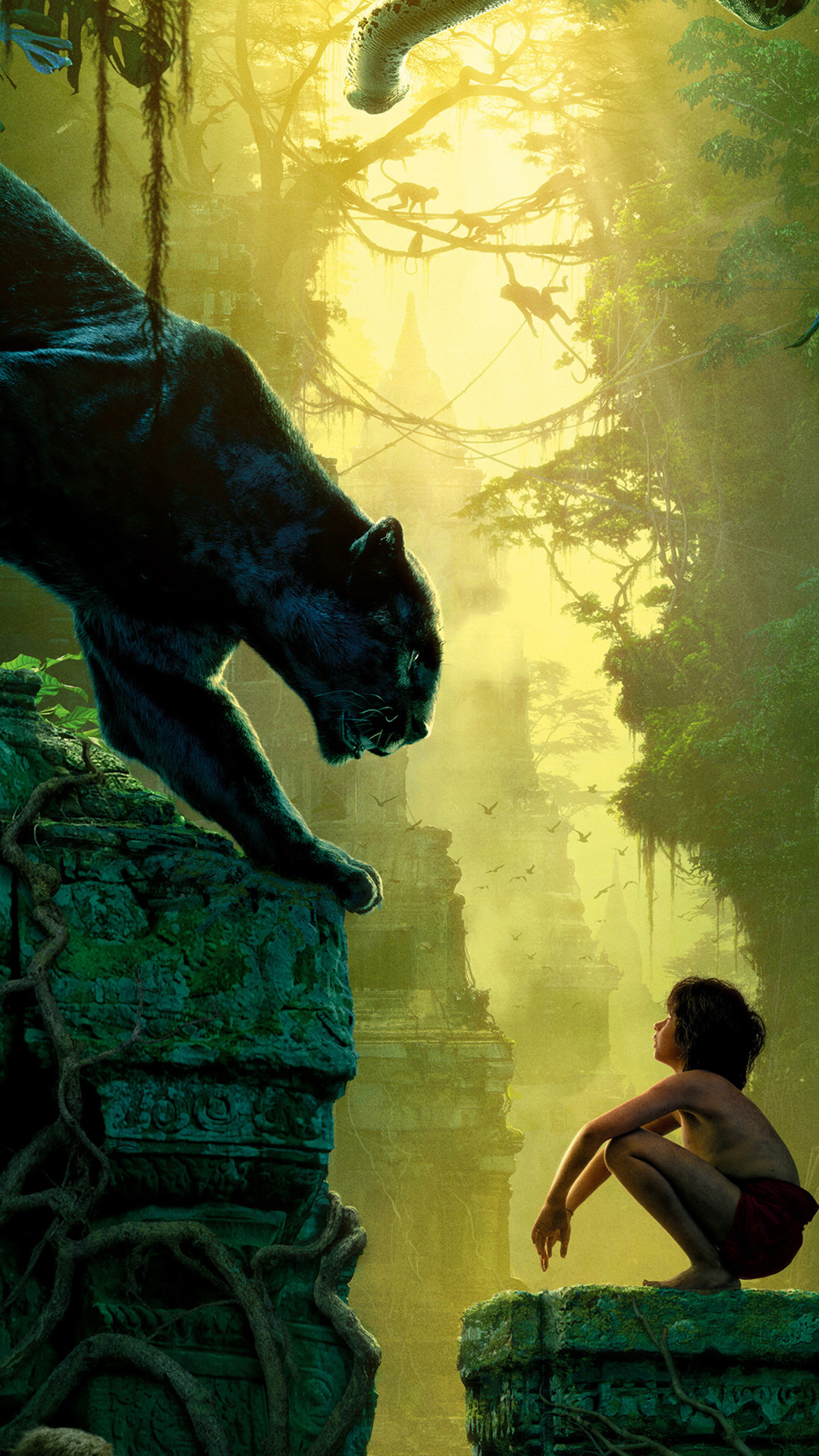 Download The Jungle Book 2016 Movie HD Wallpapers