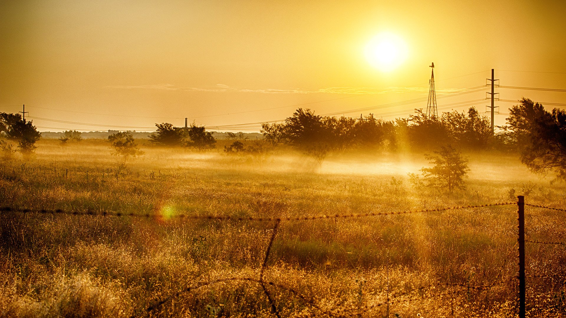 country setting wallpaper | Country Sunrise HD Wallpaper – HD Wallpapers