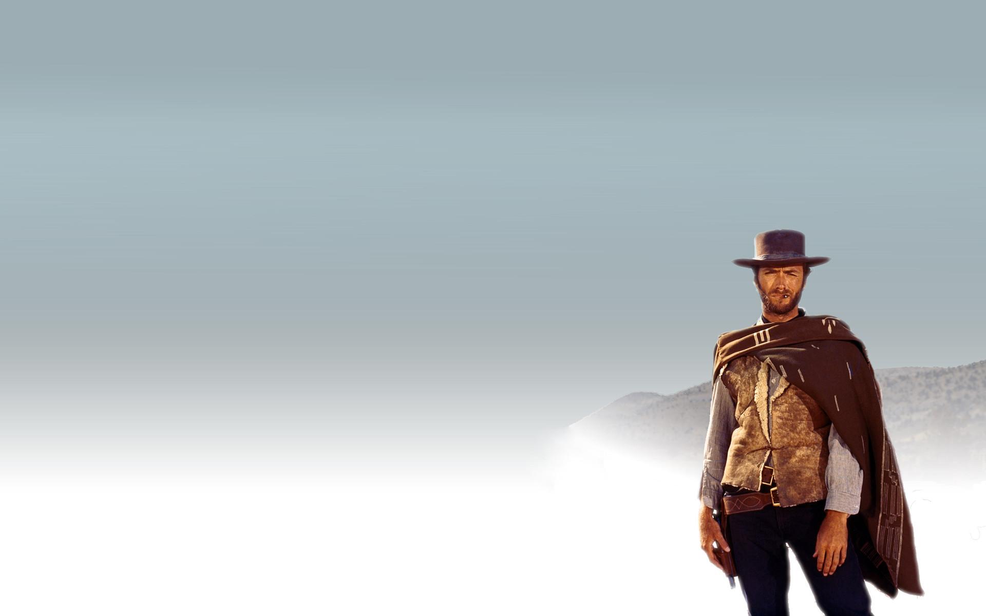397 Clint Eastwood Wallpaper