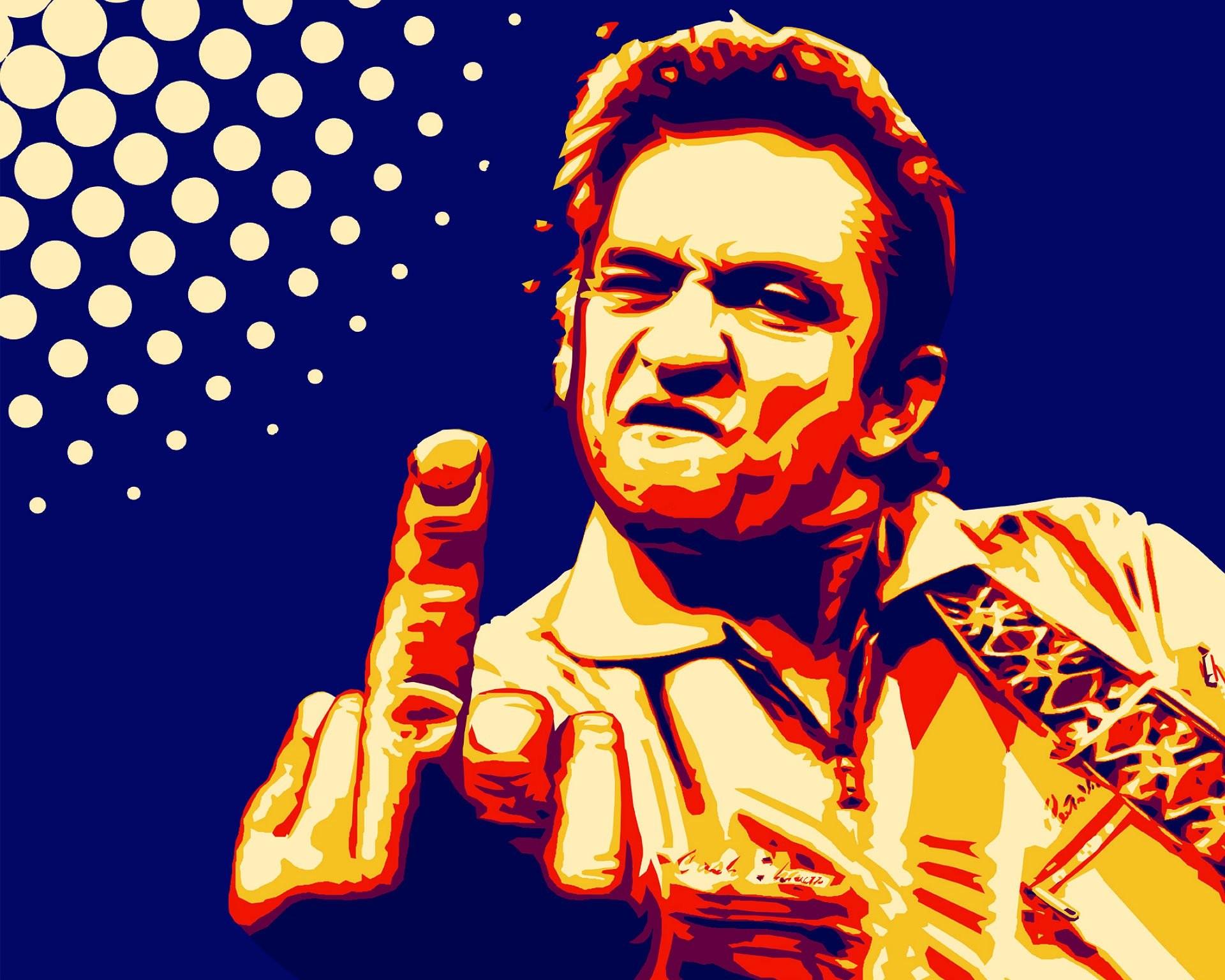 JOHNNY CASH countrywestern country western blues singer 1jcash actor folk  rockabilly gospel rock roll finger sadic wallpaper | | 635236 |  …