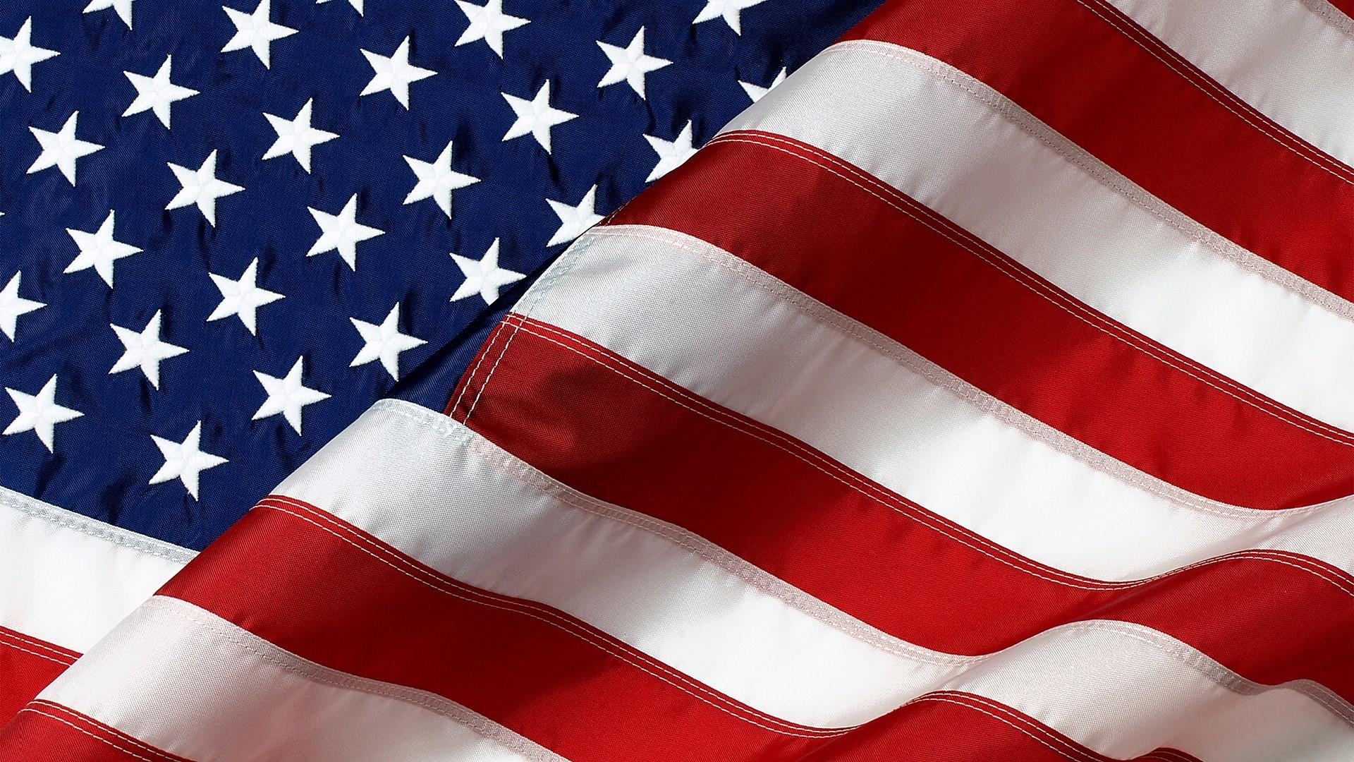 American Flag Wallpaper 1920×1080