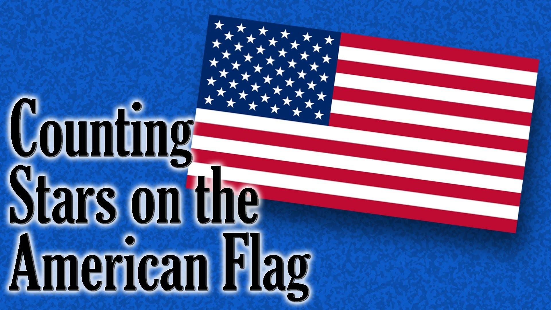 13 Star American Flag Wallpaper