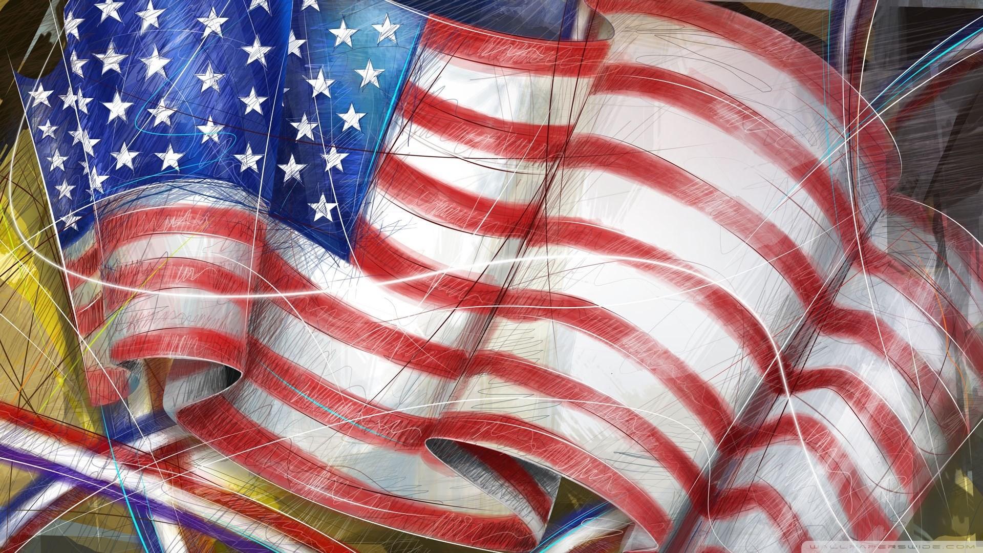 american flag desktop backgrounds wallpaper