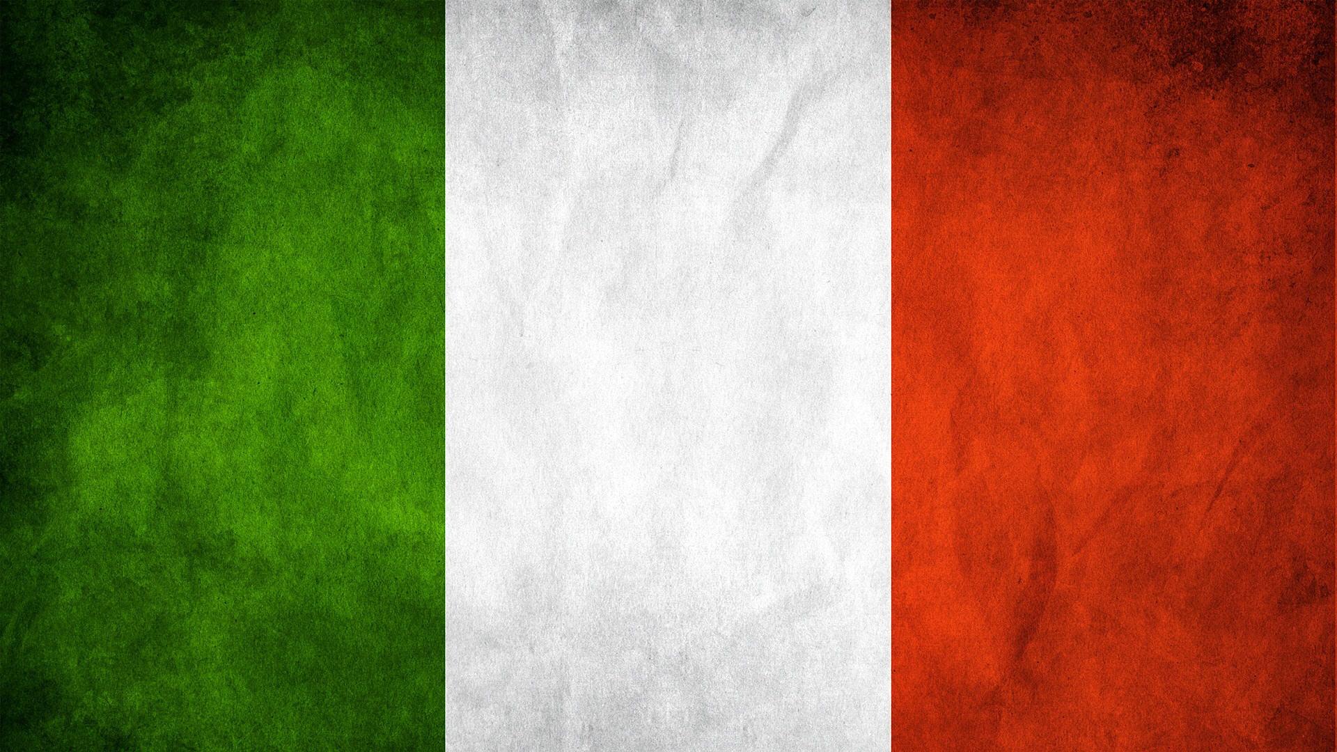 Italian Flag Wallpaper. 1920×1080
