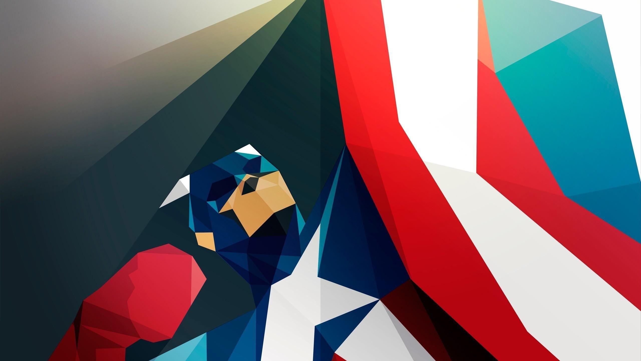 Polygon Wallpaper 2
