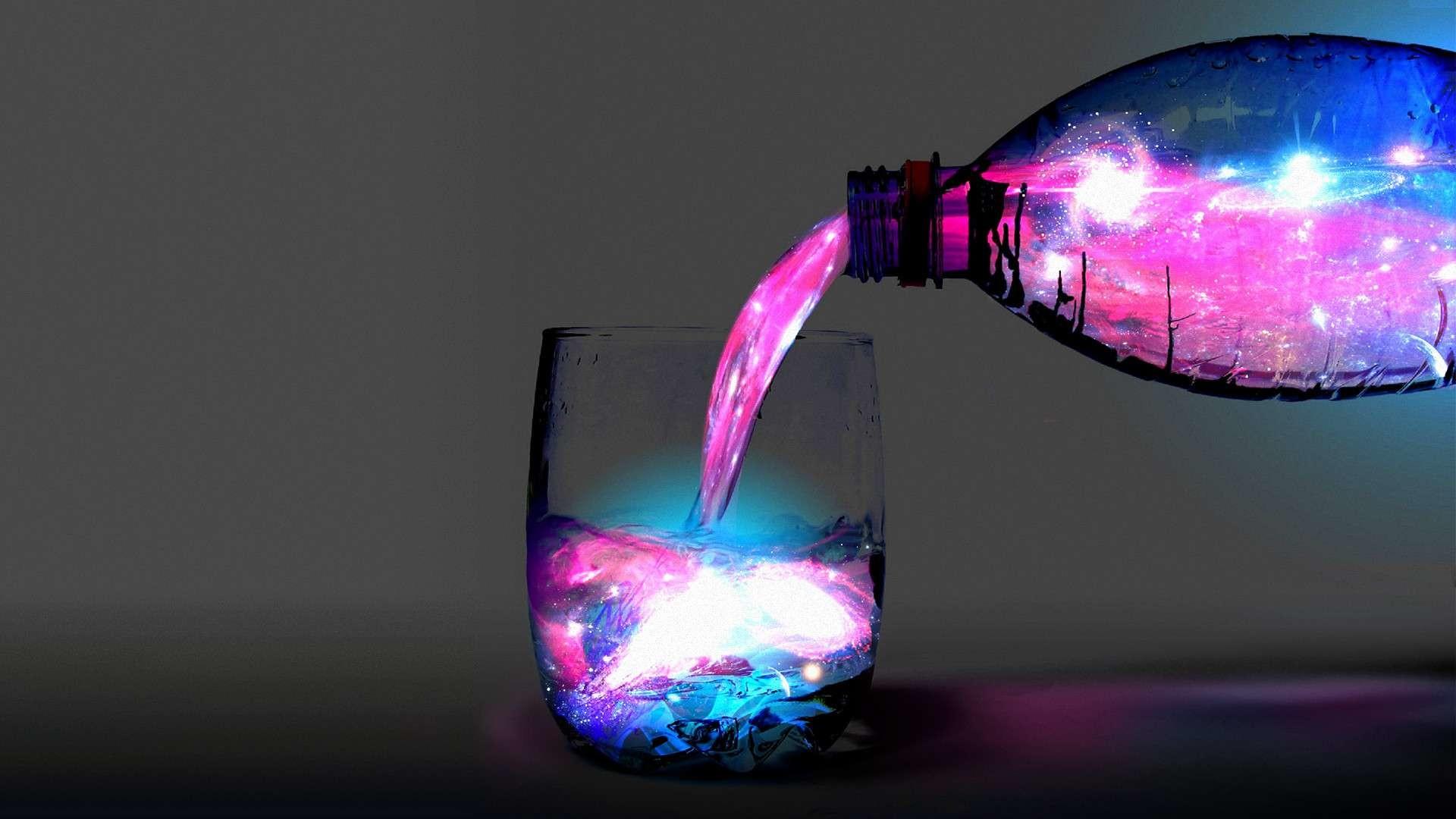 Magic Water HD Wallpaper. « »