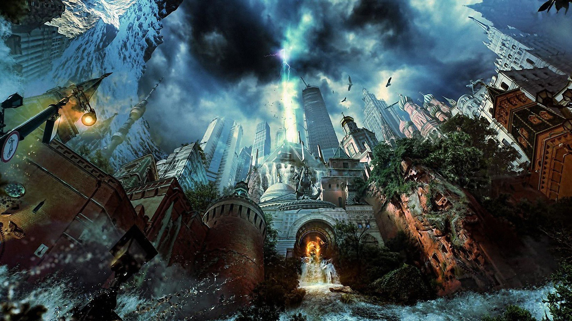 Fantasy Hebus High Definition Wallpaper | Full HD Wallpapers .