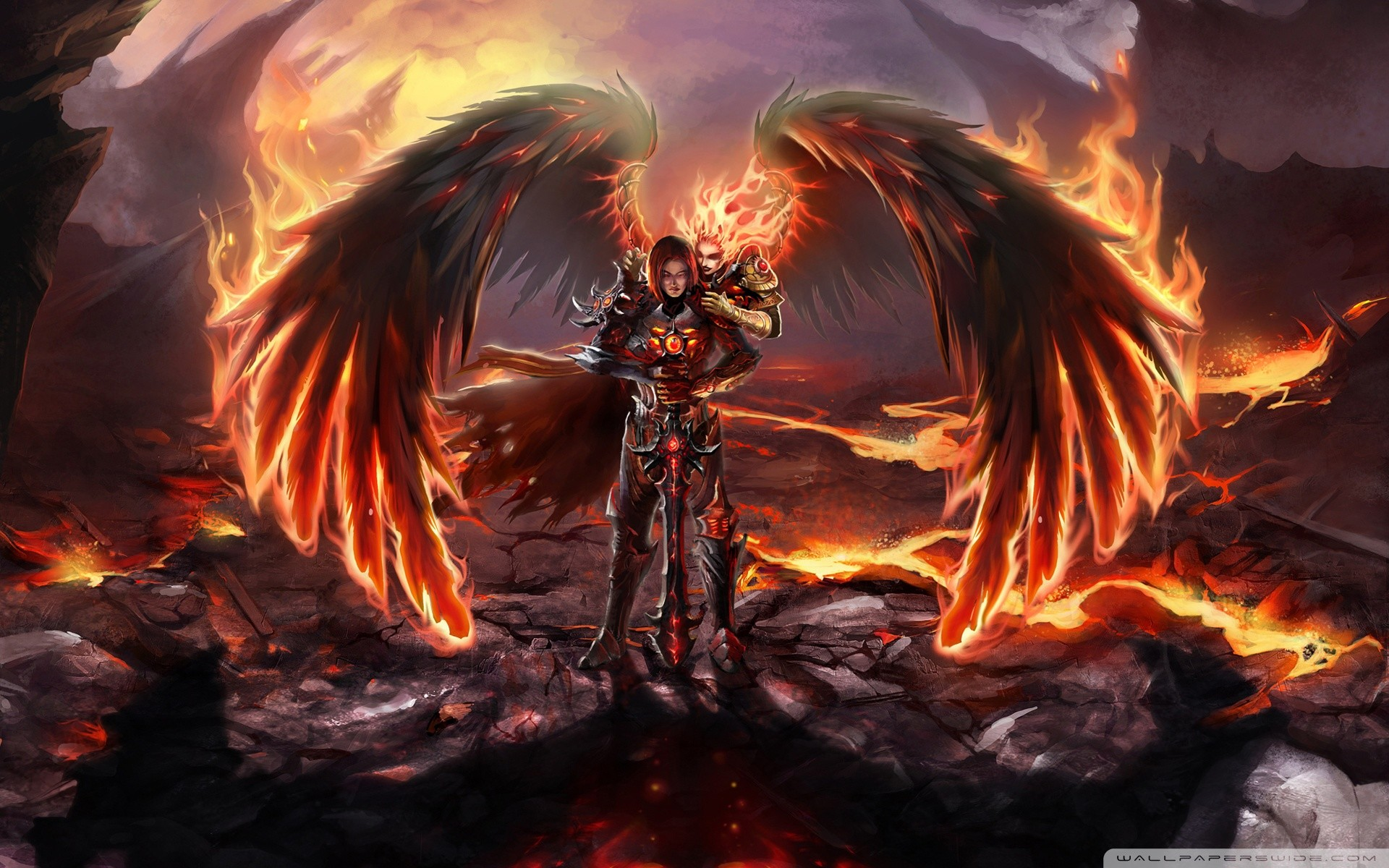 Badass Angel Anime Wallpapers with High Definition Resolution px  731.47 KB