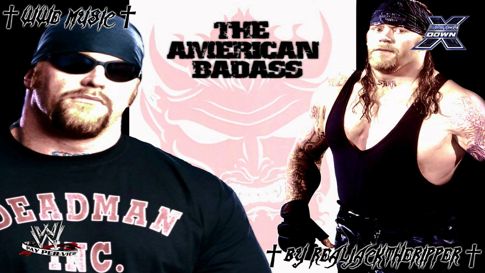 Undertaker Theme (12th) American Badass Uncensored Green Grass Intro (†Pure  & Natural†) – YouTube