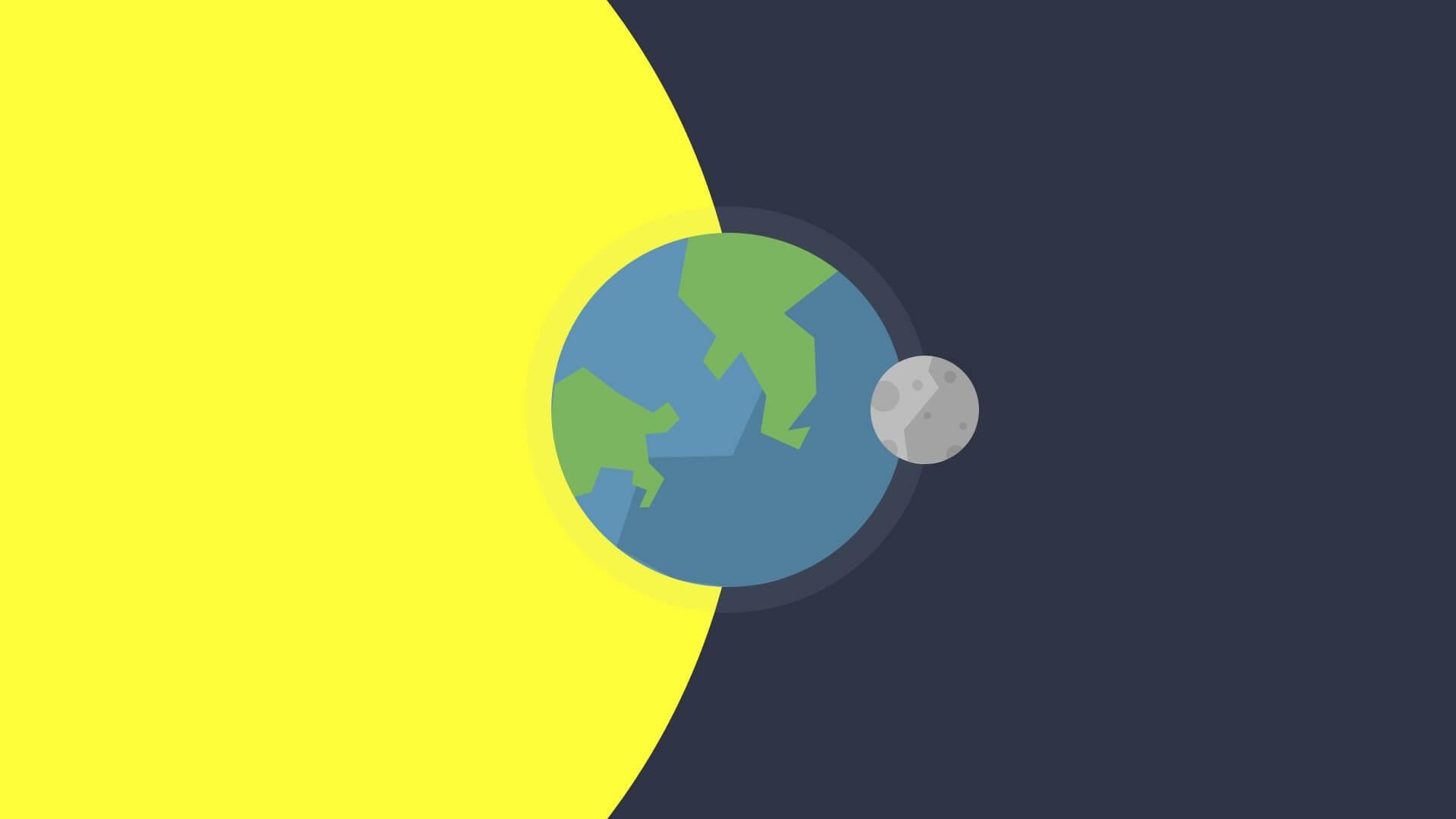 … Minimalistic-Wallpaper-09 snes space-earth …