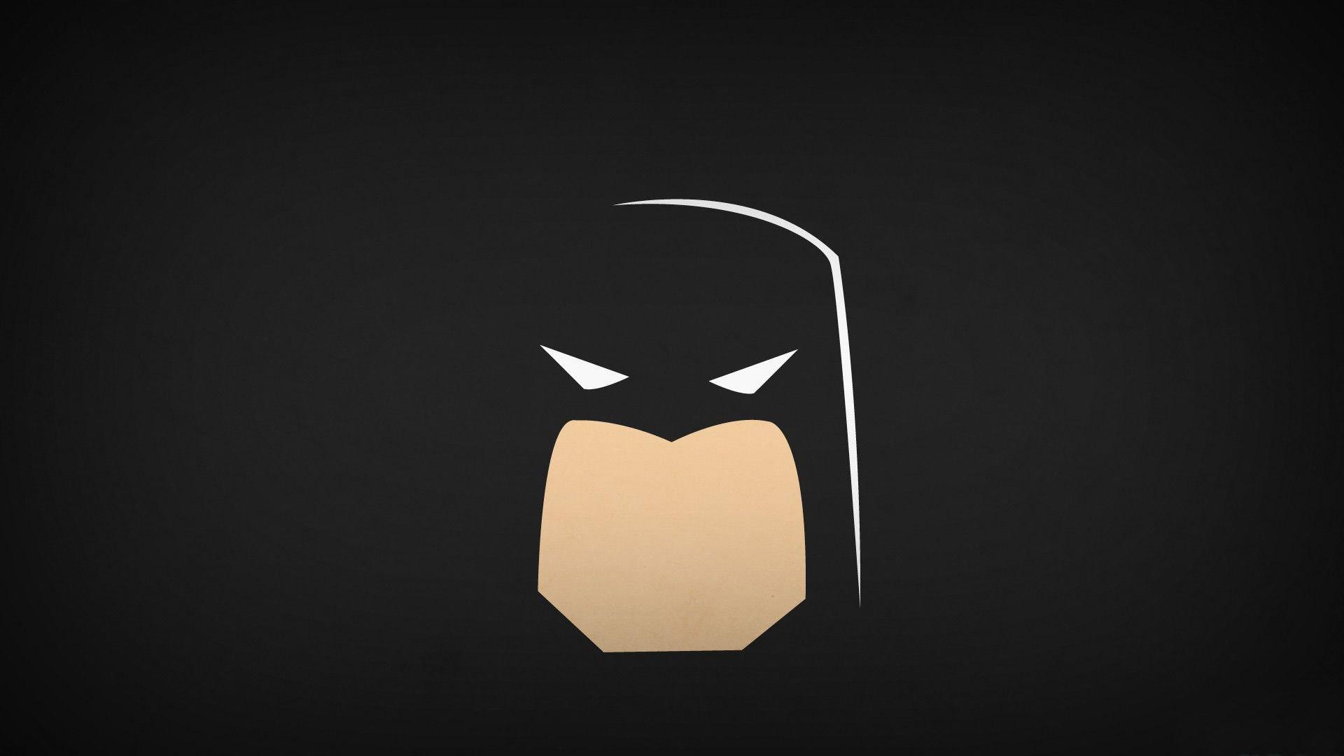 Batman Minimalist Wallpaper