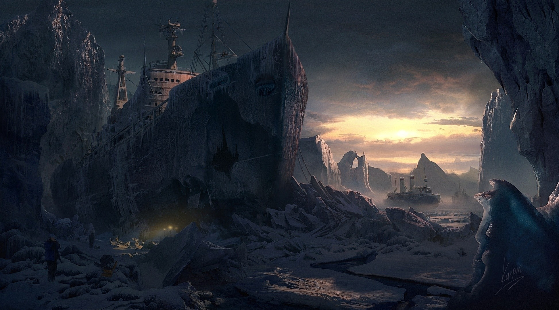 HD Wallpaper | Background ID:244237. Sci Fi Post Apocalyptic. 5  Like