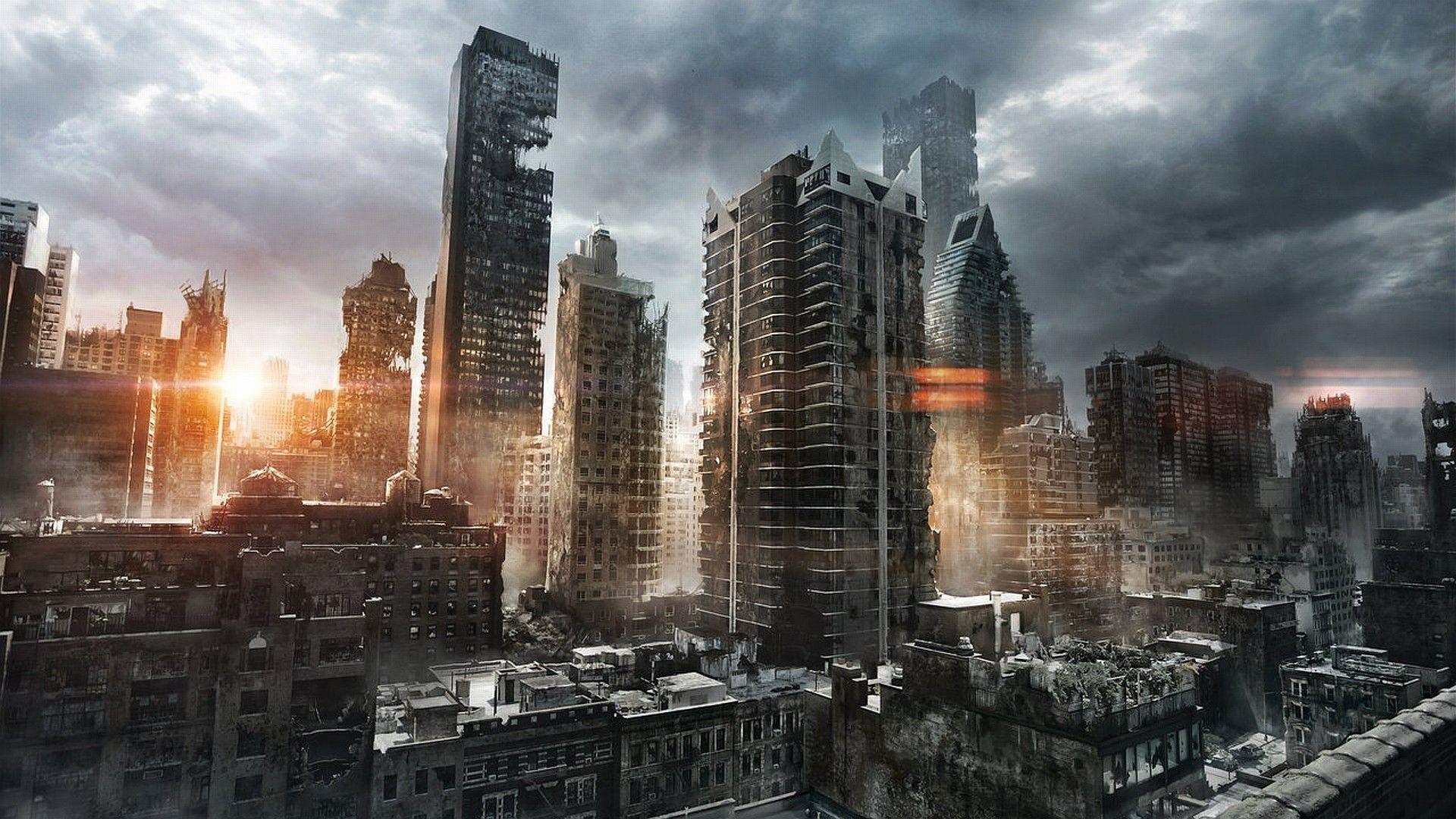 Image – Post-apocalyptic-city-fantasy-hd-wallpaper-1920×1080-1475.jpg |  HomeFront Fan fiction Wiki | FANDOM powered by Wikia