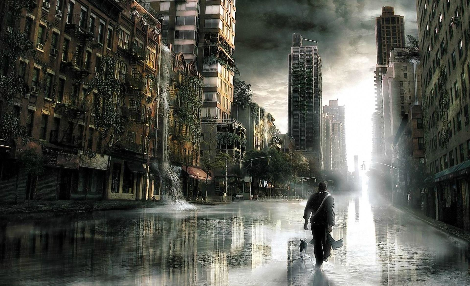 239 Post Apocalyptic Wallpapers | Post Apocalyptic Backgrounds Page 3