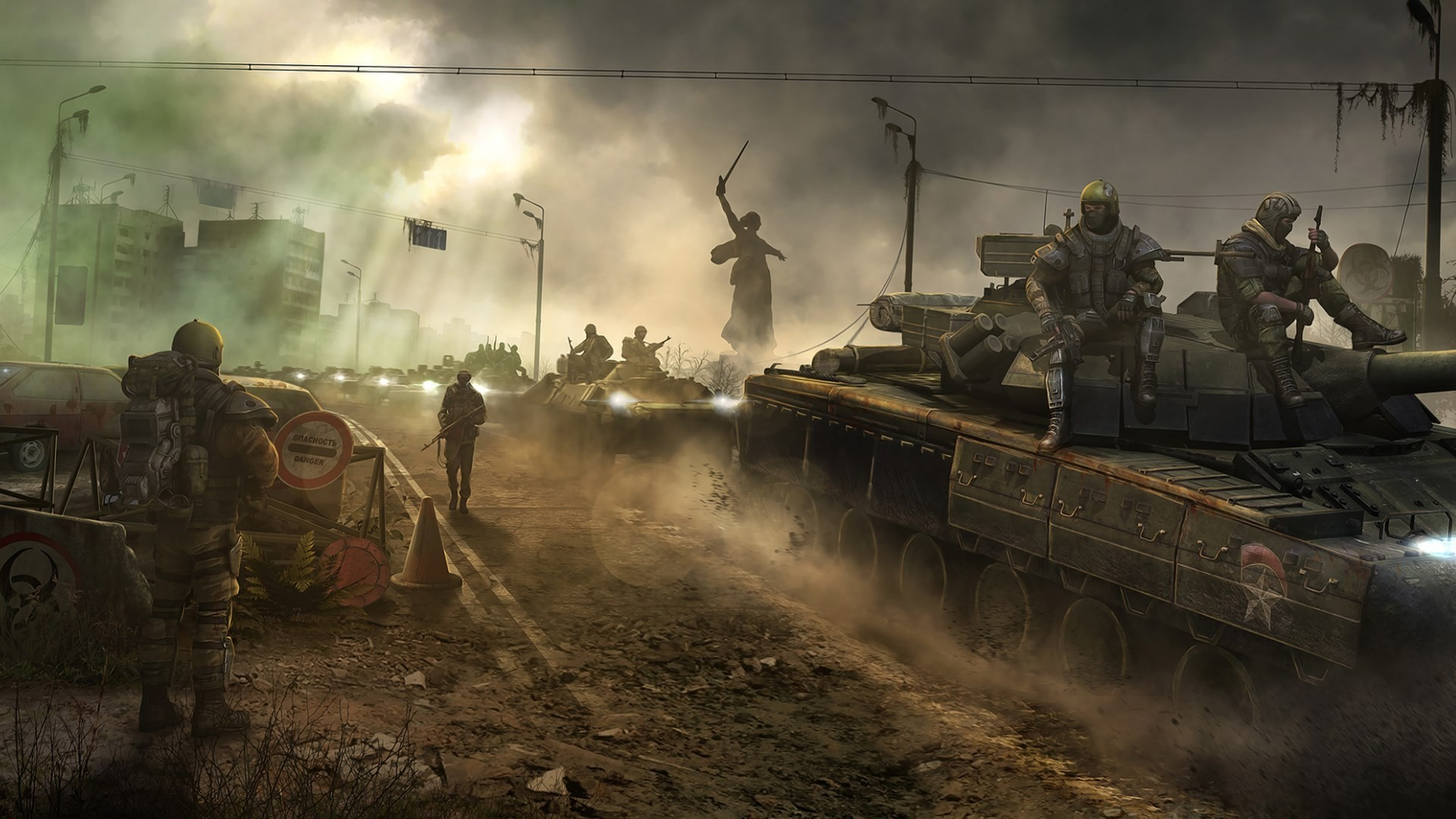 Hd wallpaper · Post Apocalyptic Wallpapers April 2014