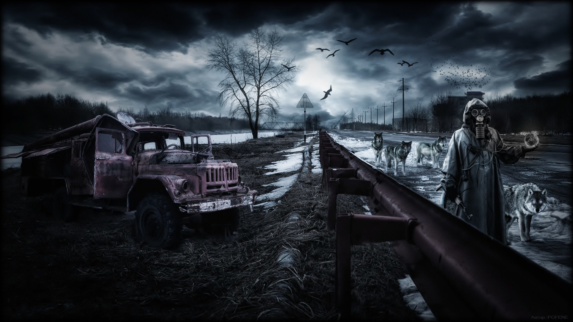 Sci Fi – Post Apocalyptic Wallpapers and Backgrounds