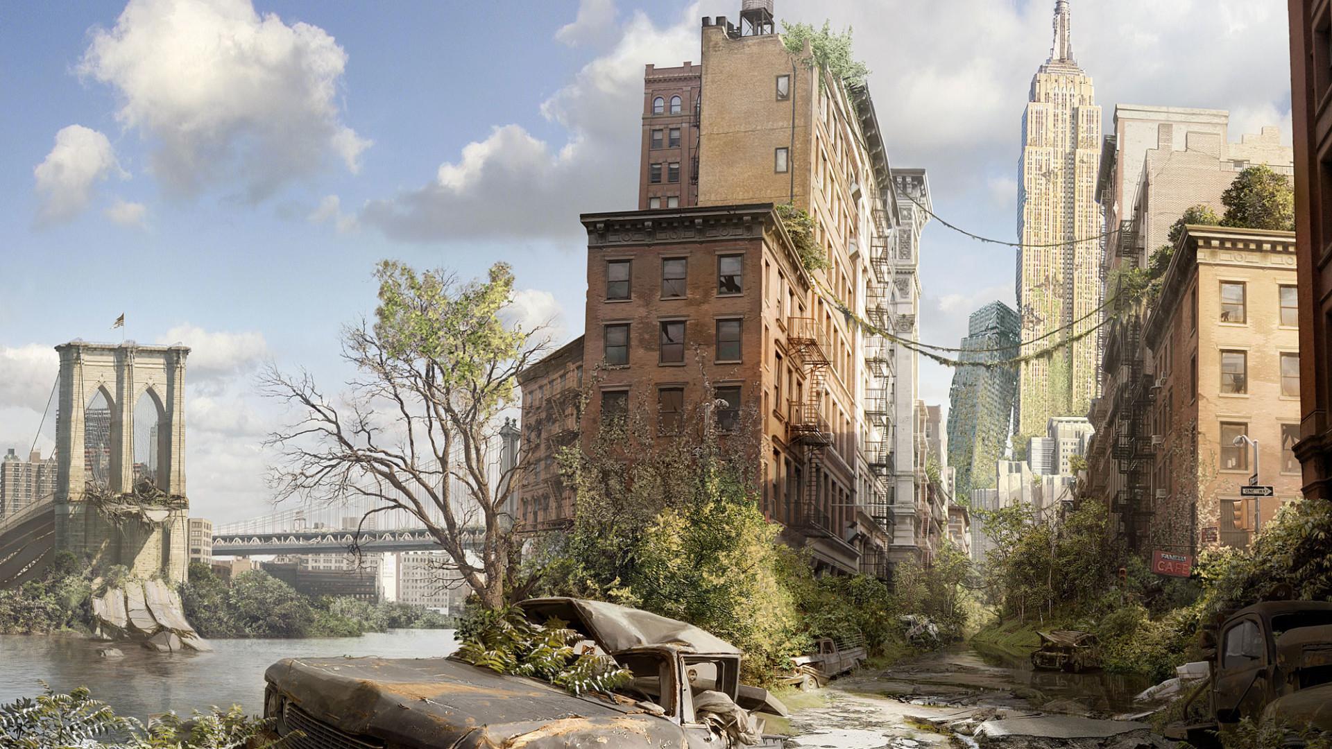 Post-Apocalyptic Wallpaper Dump – 1080p