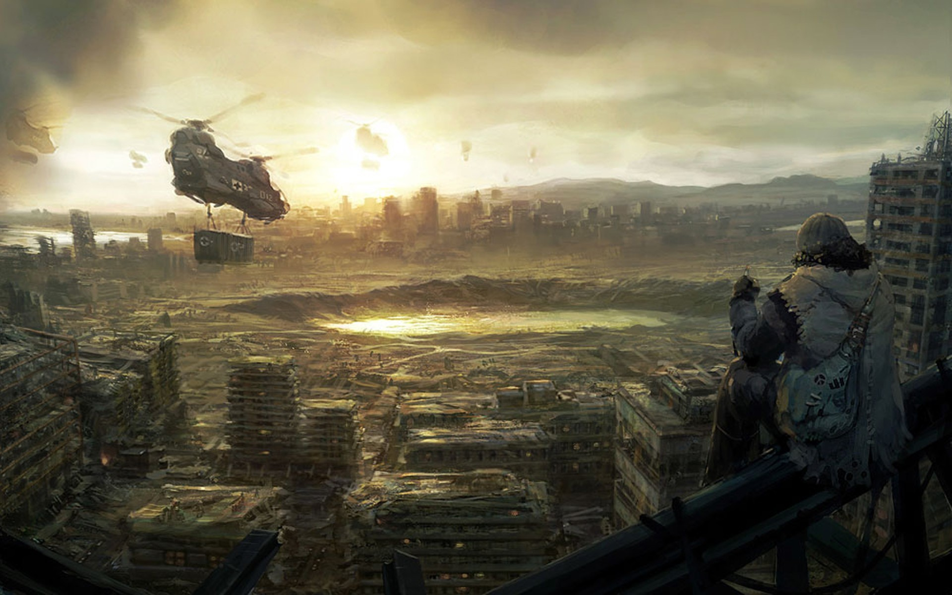15 best Post Apocalyptic References images on Pinterest | Post apocalypse,  Concept art and Apocalypse art