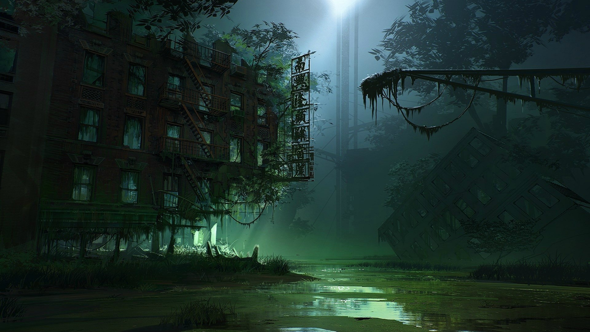 Cool Post Apocalyptic Wallpaper Dump