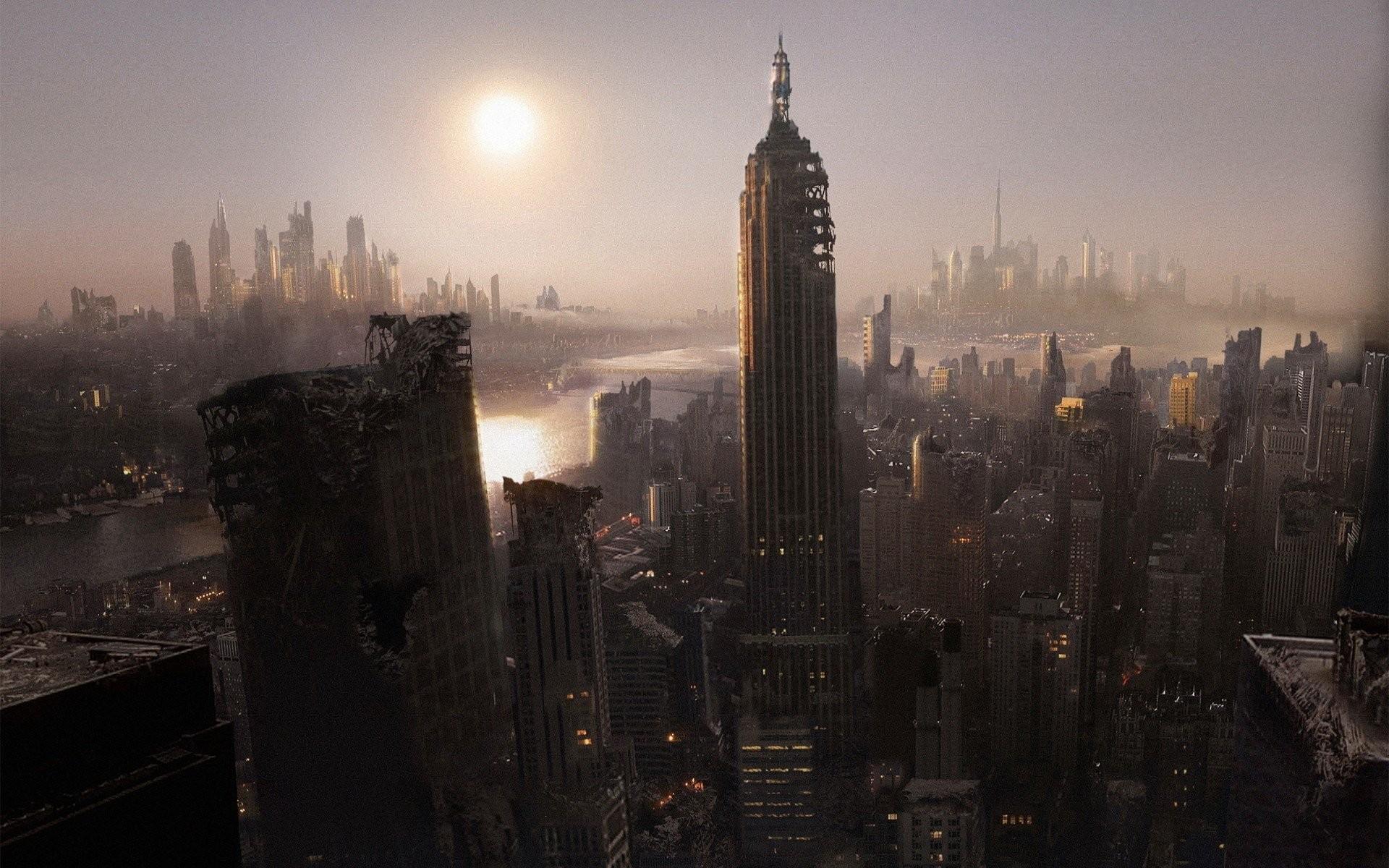 Sci Fi – Post Apocalyptic Wallpaper