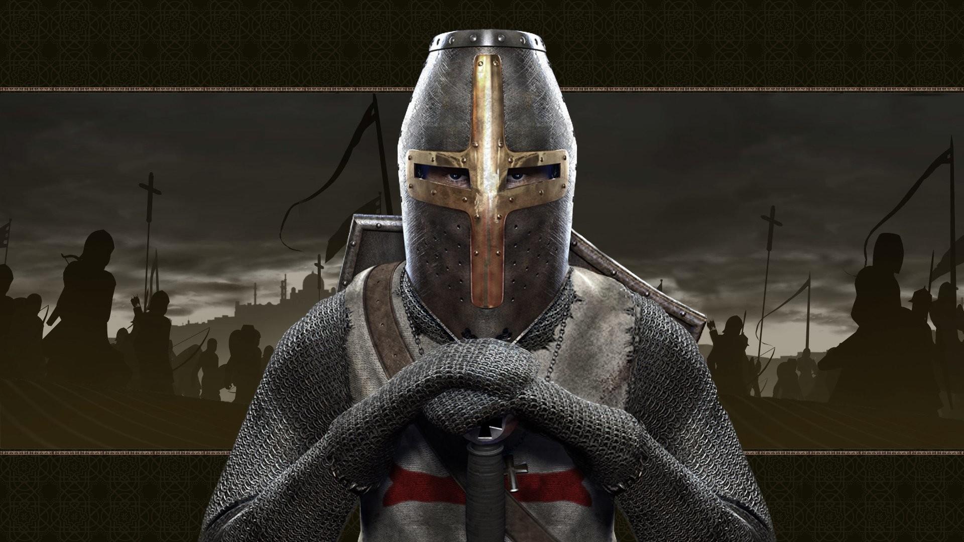 Computerspiele – Medieval II: Total War Total War Ritter Wallpaper