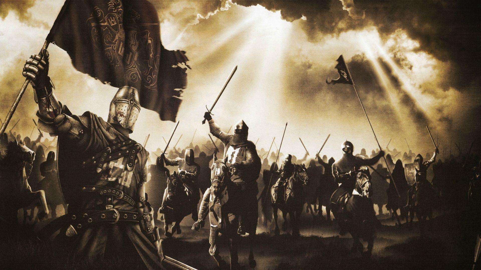 Knights wallpaper