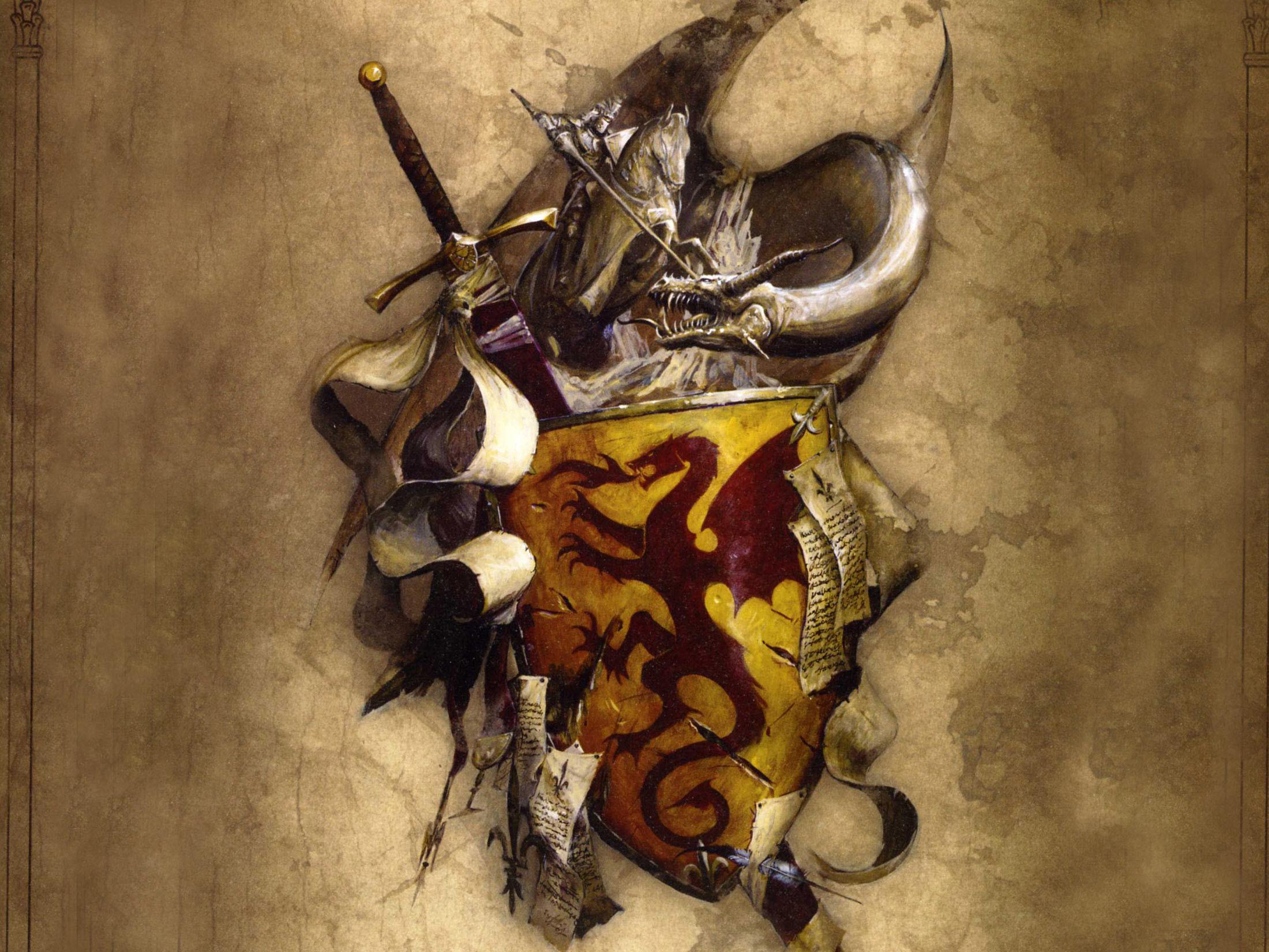 Fantasy – Knight Wallpaper