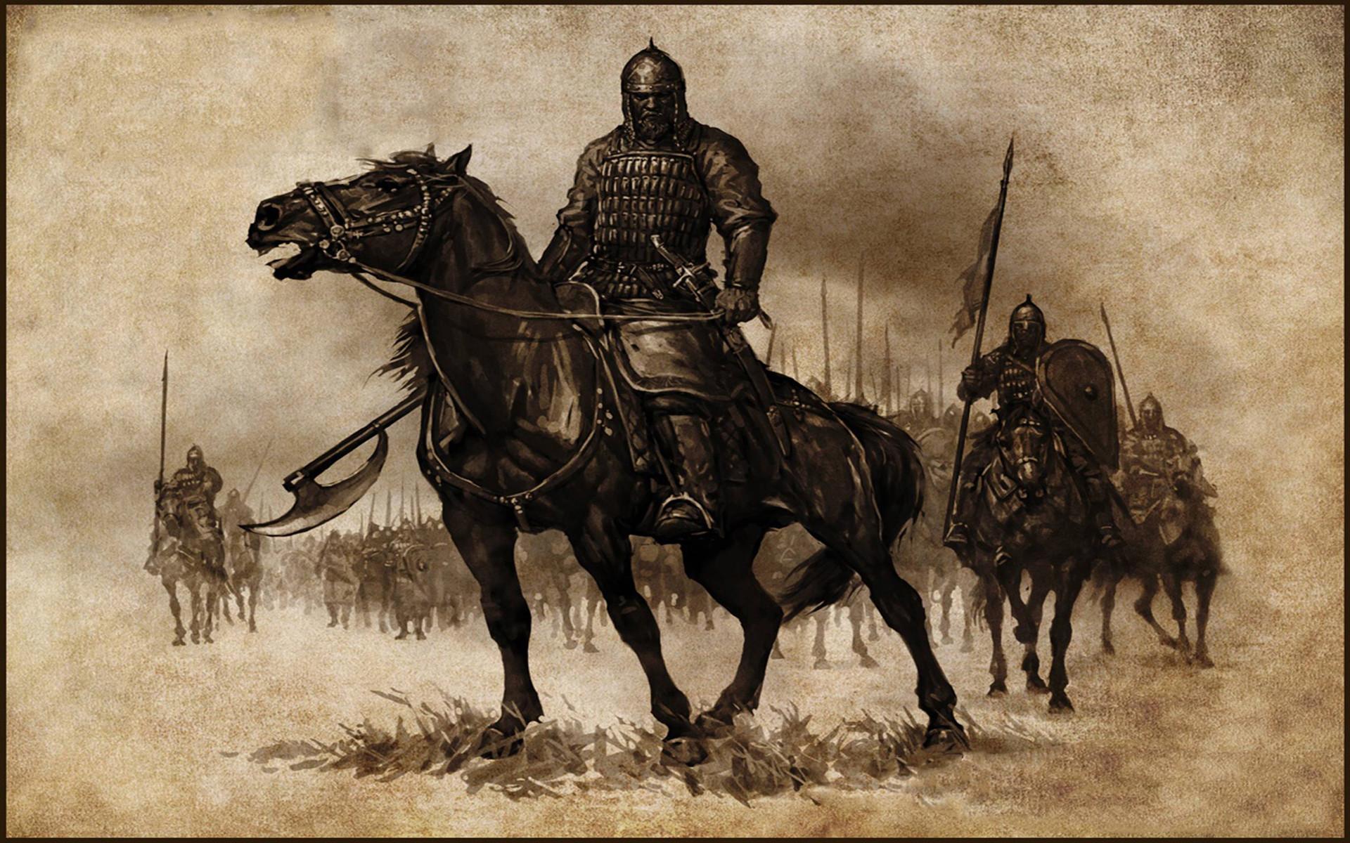 wallpaper knights · artwork · medieval