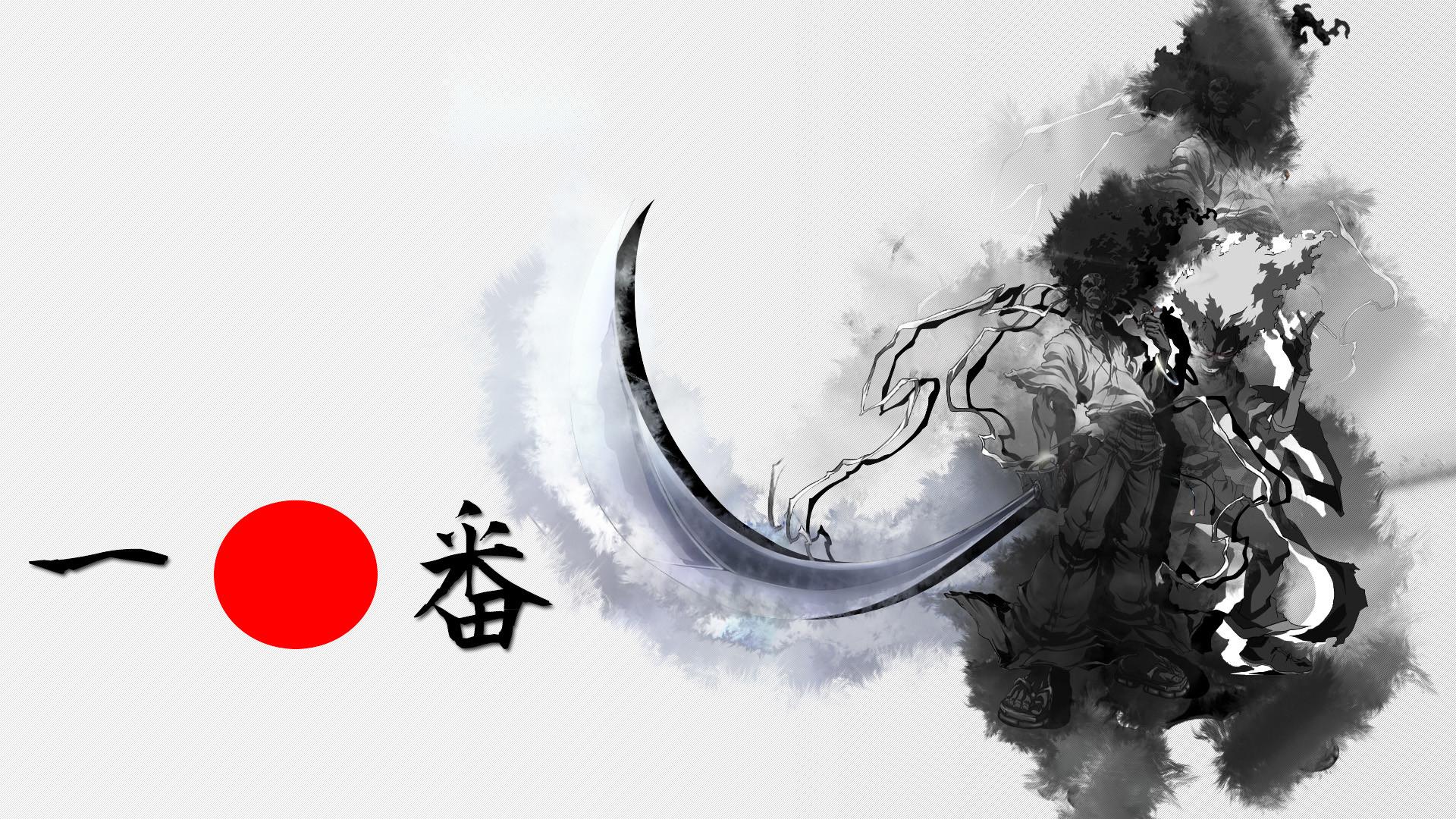 Afro Samurai anime game f wallpaper     91855   WallpaperUP