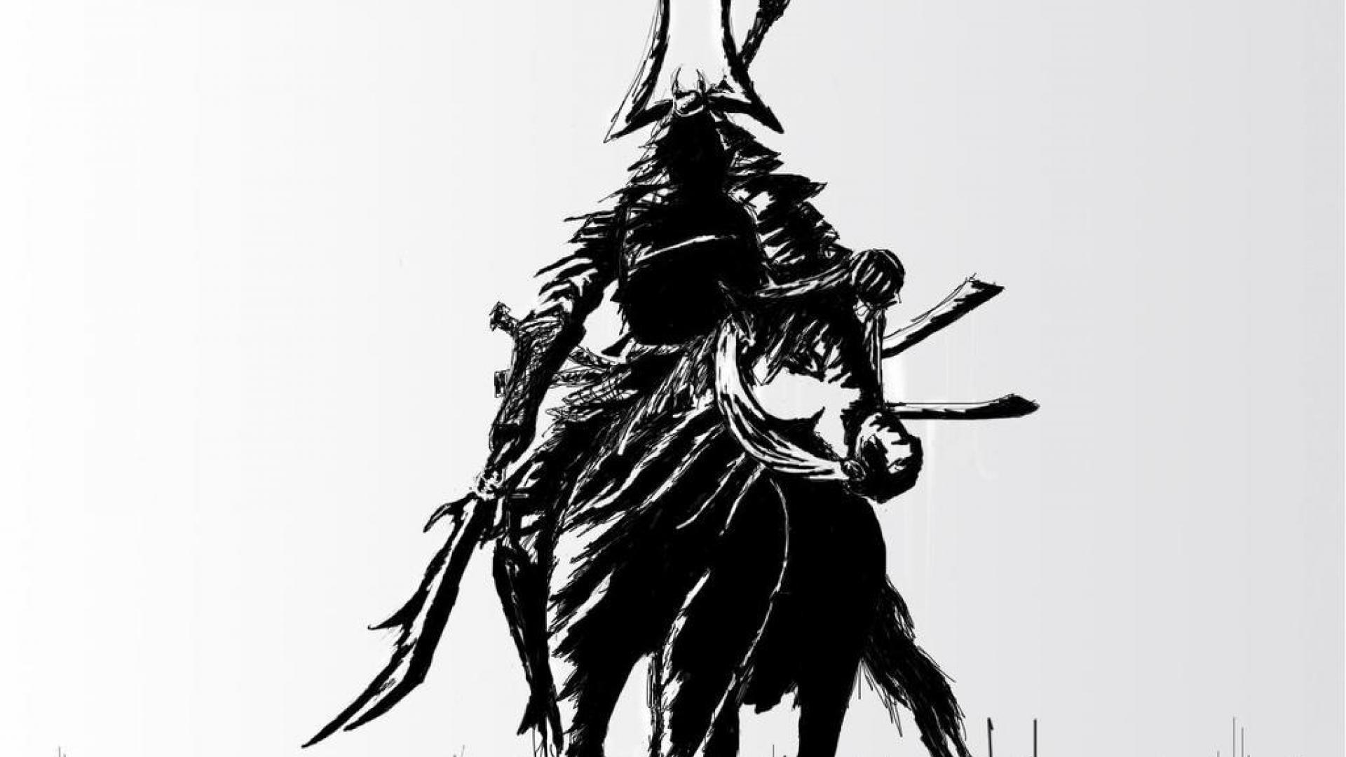 1366×768 47 ronin samurai warrior Wallpaper