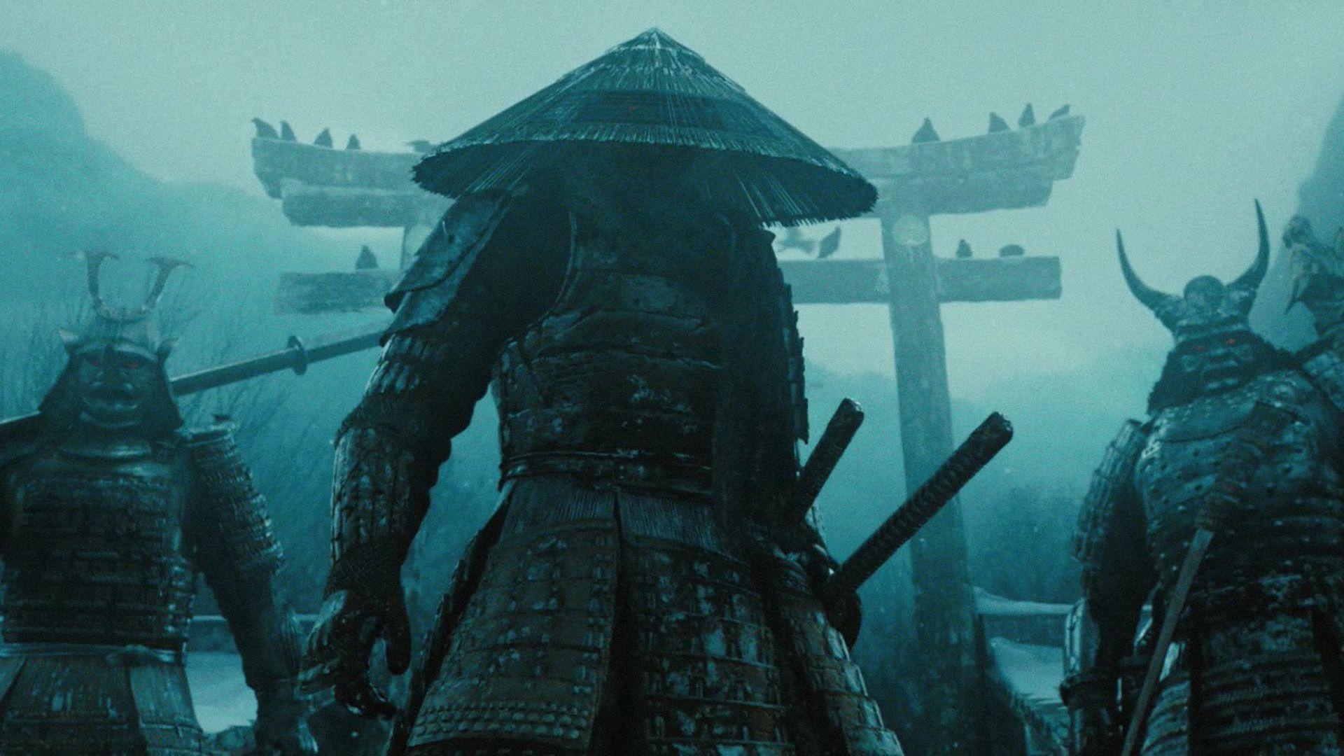 Wallpapers For > Cool Samurai Wallpaper