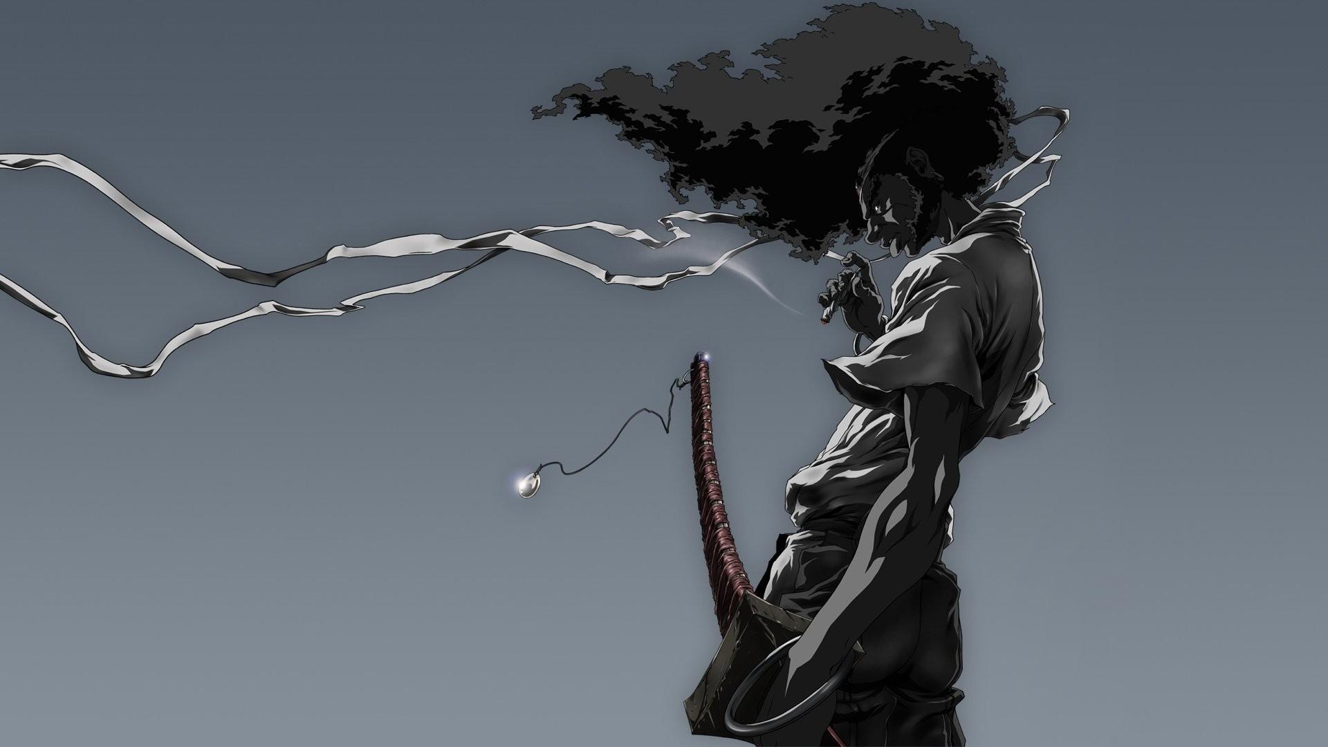 HD Wallpaper   Background ID:203247. Anime Afro Samurai