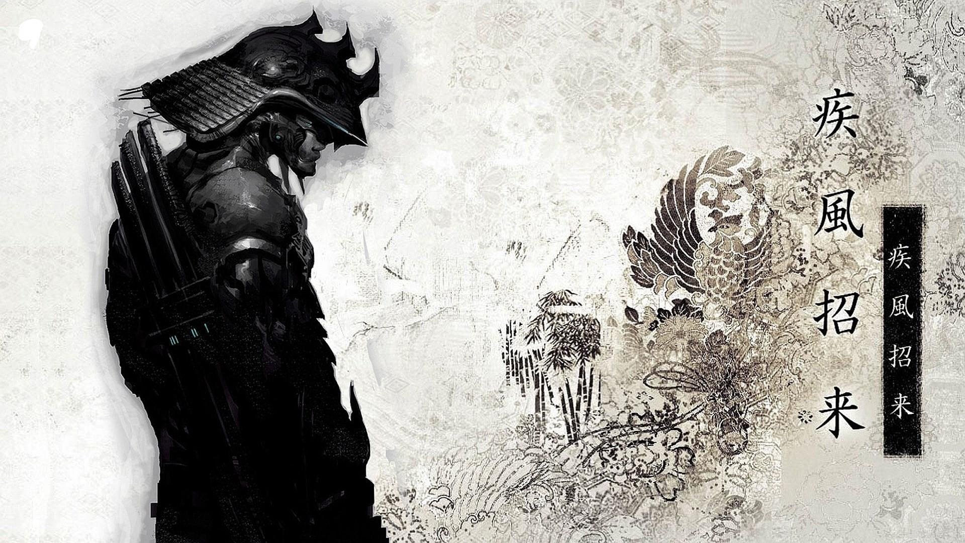 samurai image – Full HD Wallpapers, Photos, (586 kB)