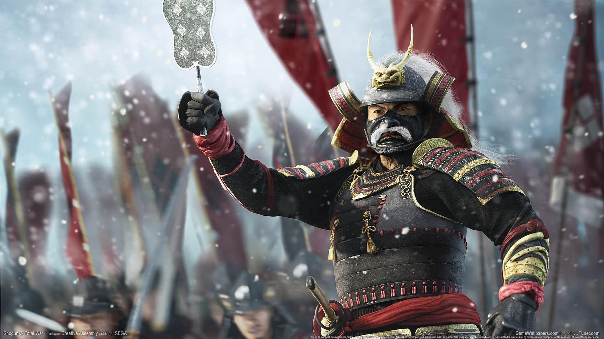 Video games samurai Shogun 2 realistic wallpaper     183752    WallpaperUP