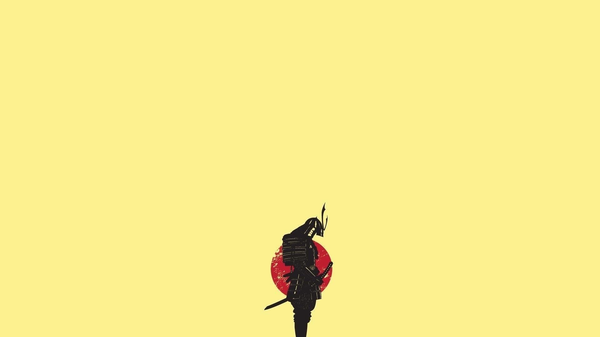 Samurai HD Wallpaper 1920×1080
