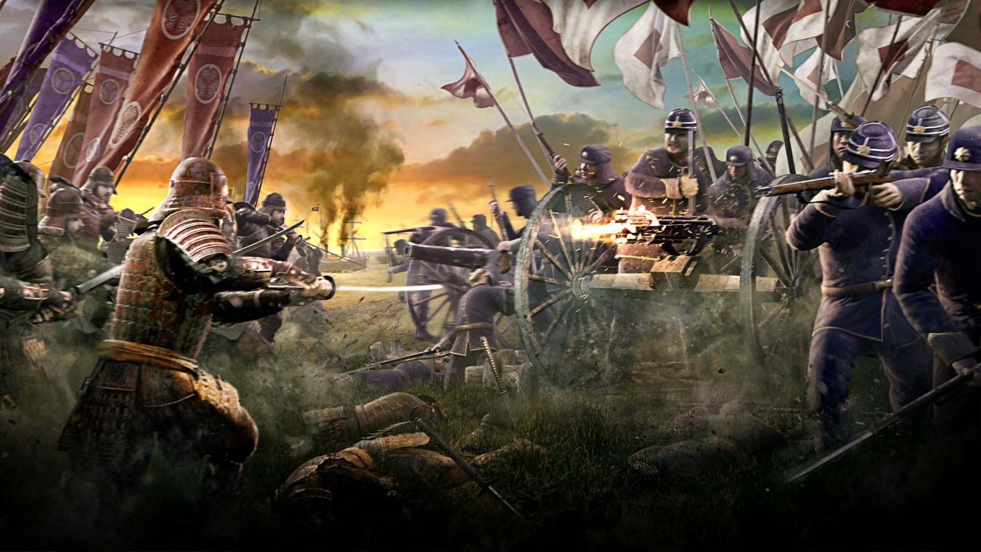 Video Game – Total War: Shogun 2 Wallpaper