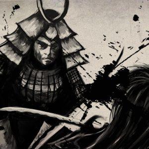 Samurai Wallpaper 1920×1080