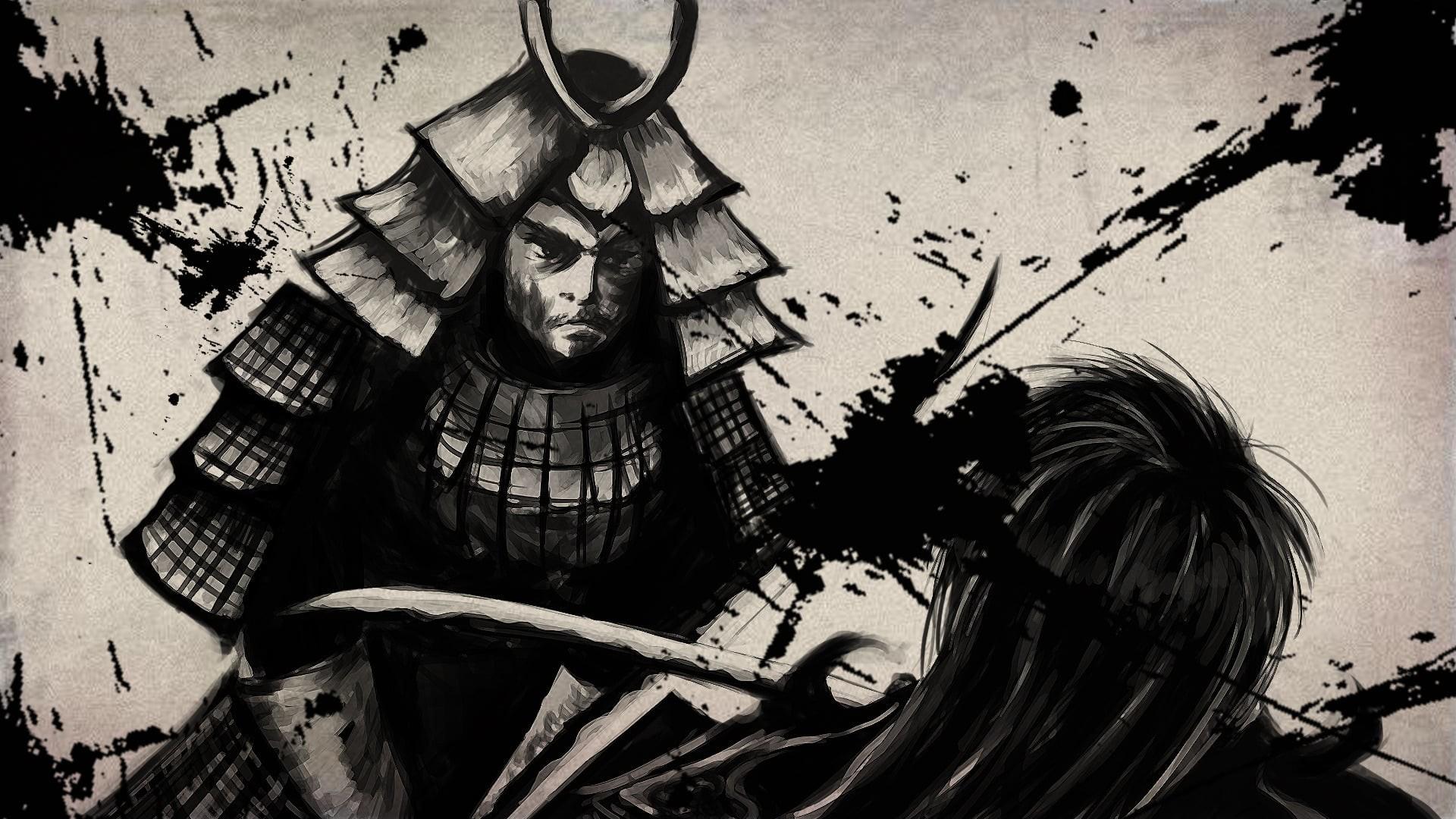 <b>Samurai</b> warrior fantasy <b>art artwork<