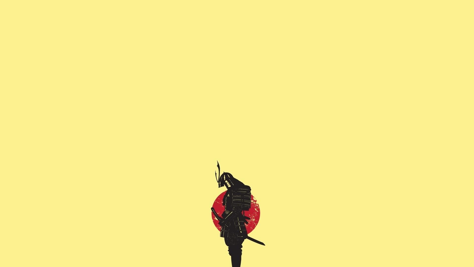 Red Samurai Wallpaper 1920X1080