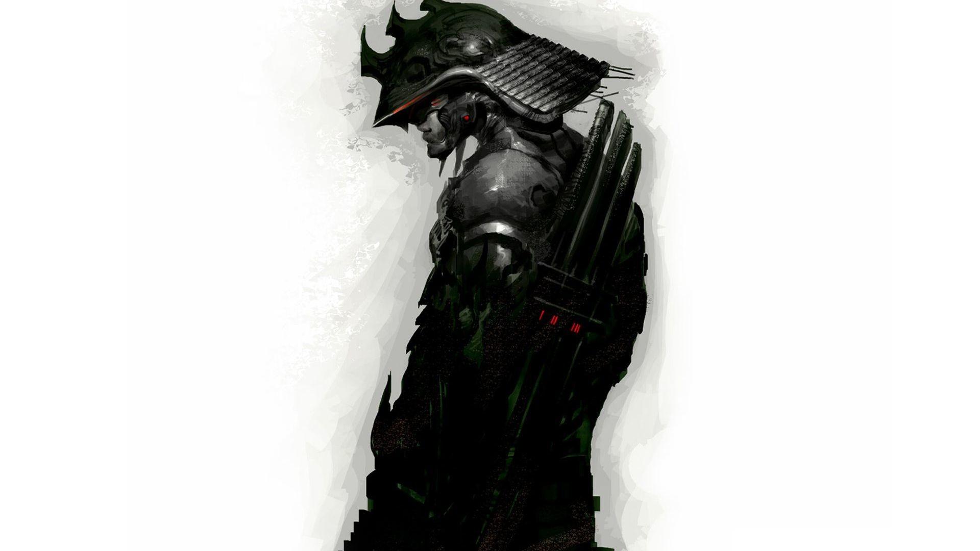 Samurai HD Wallpaper Samurai …