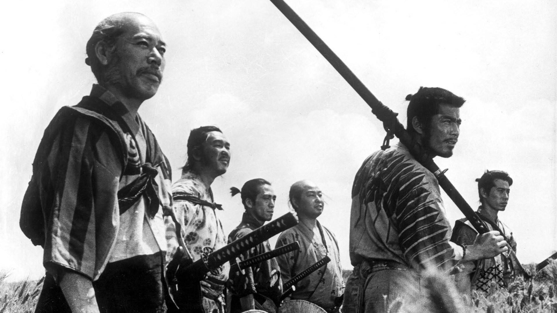 Movie – Seven Samurai Wallpaper