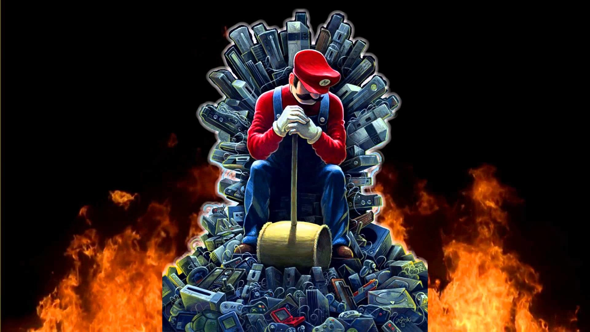 Super Mario Bad Ass – Album on Imgur