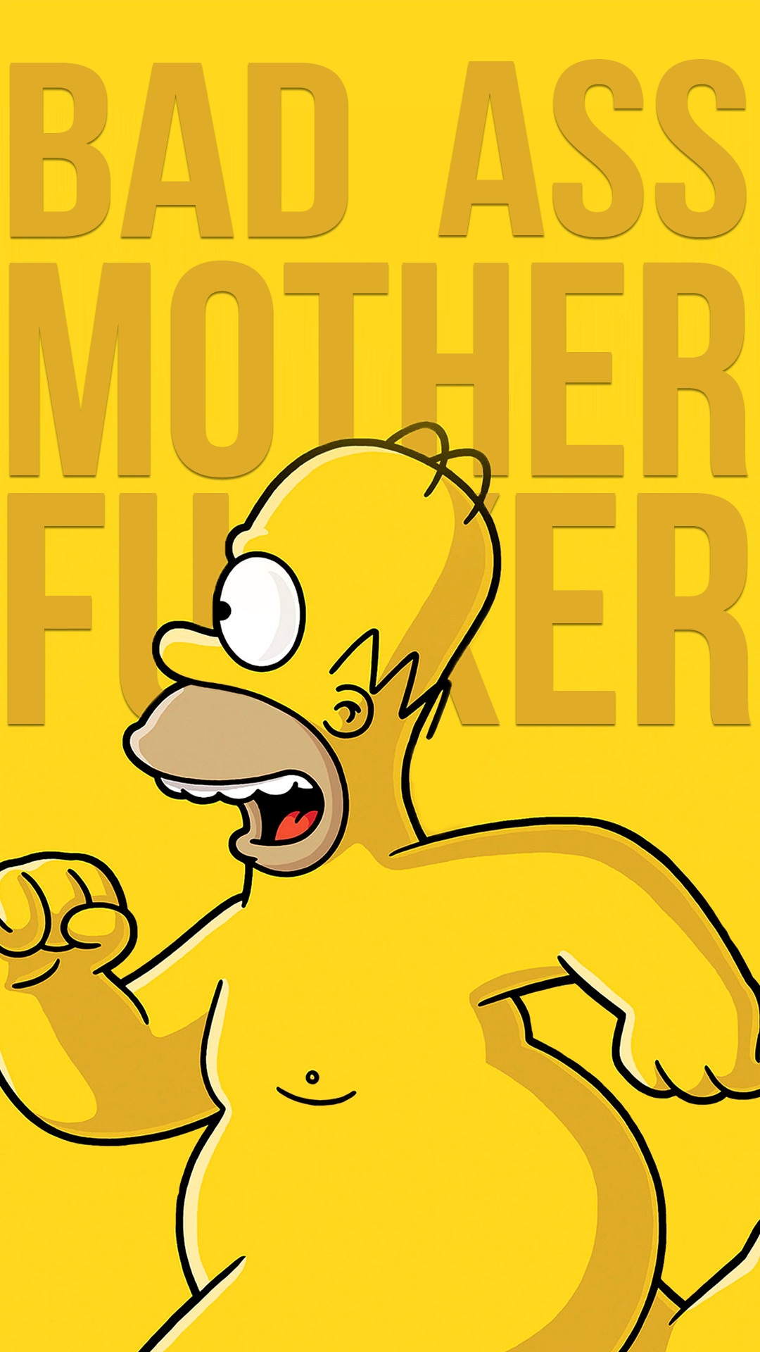 ANDROIDI heard a request for more phone wallpapers, so here's one for ya.  Homer Simpson in all his glory. [1080 x 1920] (Requests for background text  being …