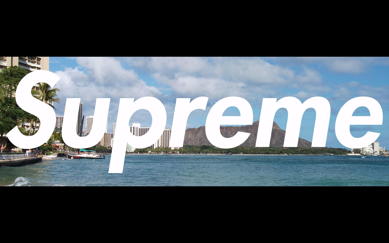 Supreme wallpaper 2.0 (color)