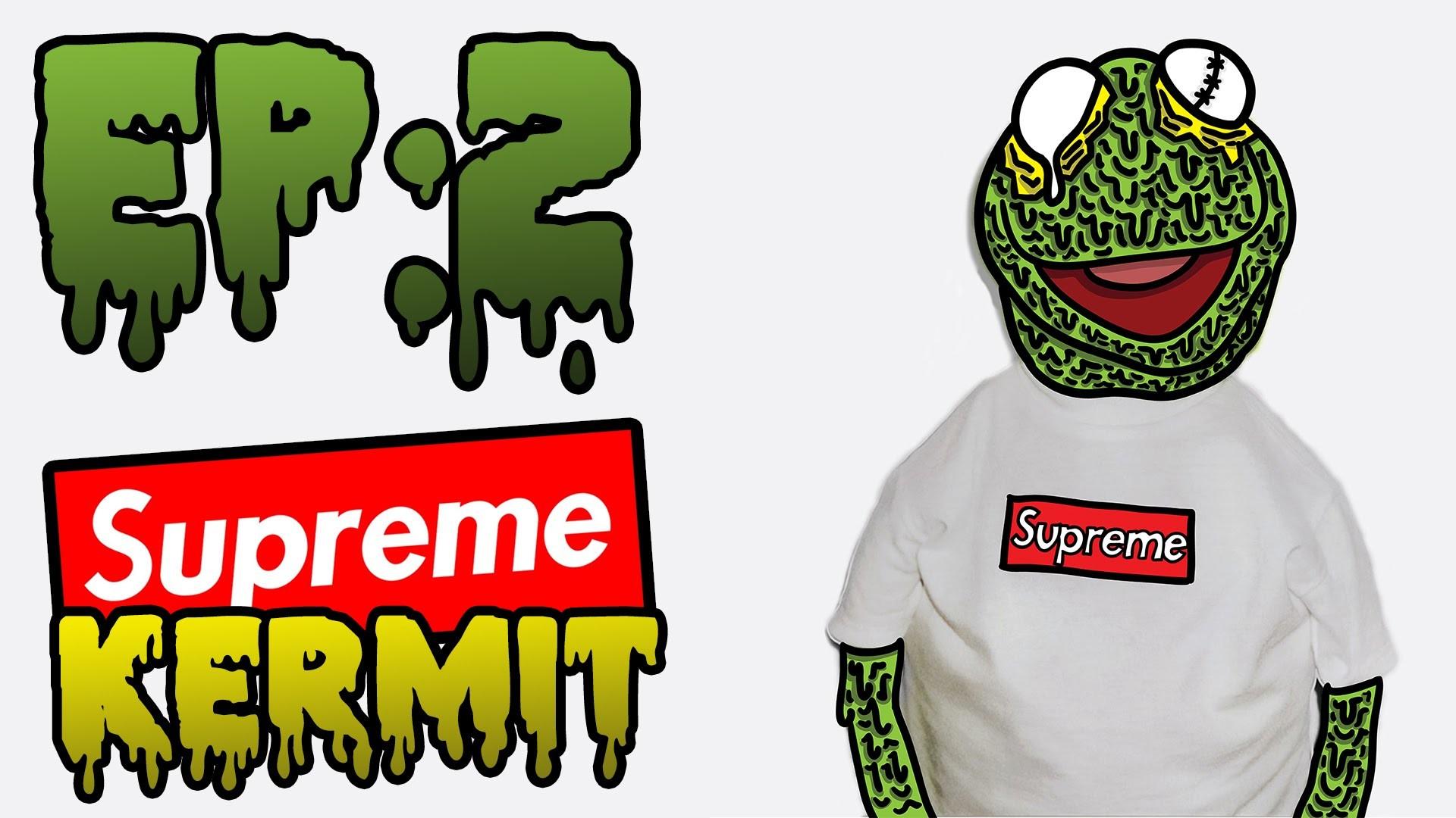 Download Supreme Kermit Wallpaper Gallery